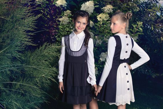 Papilio Kids School Collection features timeless girls fashion with modern twist!