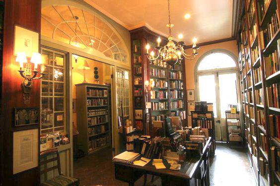 faulkner house books - new orleans