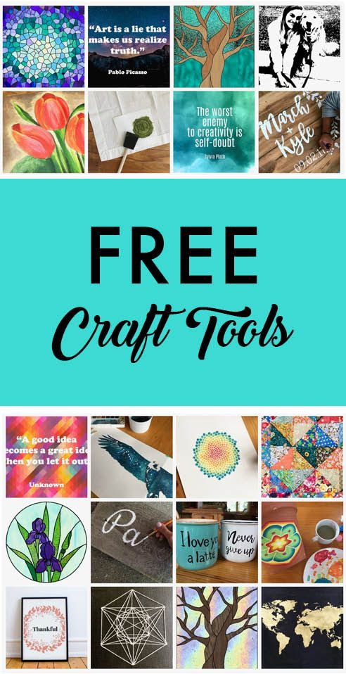 Free Arts And Crafts Tool To Help You Make Beautiful Art Freebies By Mail Free Stuff By Mail Art And Craft Design