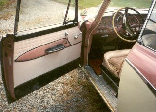 The Dodge La Femme (1950s) (click thru for more)
