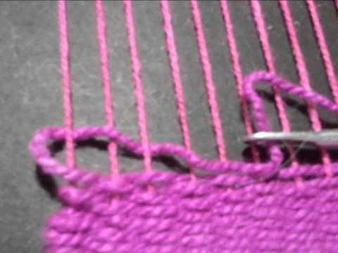 como hacer un telar casero