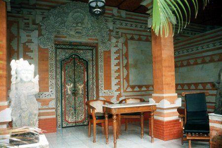 House in Ubud.