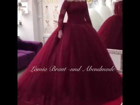 فساتين سهرة منفوشة رائعه Ball Gowns Dresses Gowns