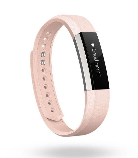 Meet the new Fitbit Alta! I need it!