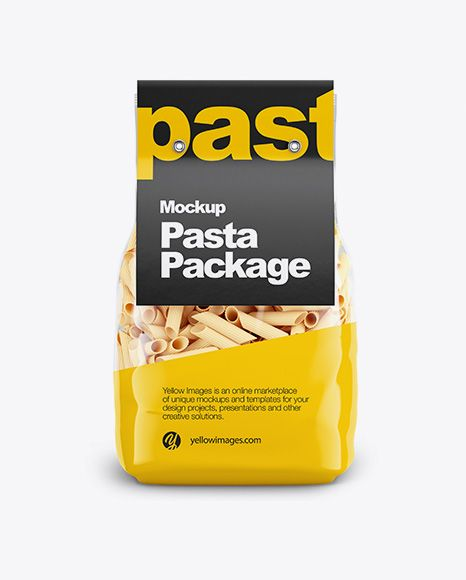 Download Pennette Rigate Pasta With Paper Label Mockup Front View In Bag Sack Mockups On Yellow Images Object Mockups In 2020 Mockup Psd Free Psd Mockups Templates Packaging Mockup PSD Mockup Templates