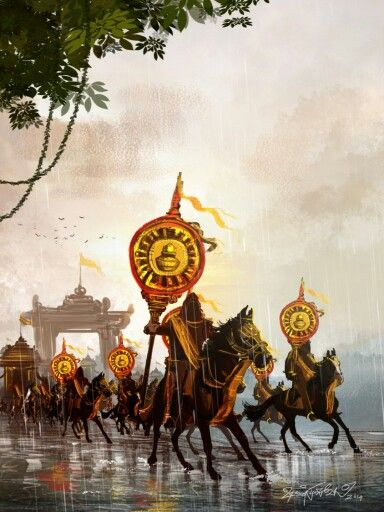 Mahabharatham - The  Great Indian  Epic: