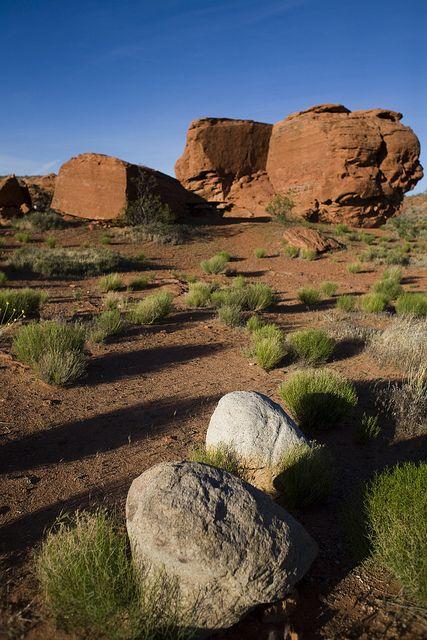 Red Rocks ~ St. George, Utah