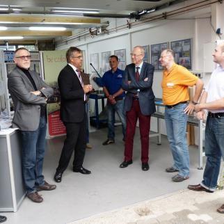 Besuch der Jugendwerkstatt in Gießen