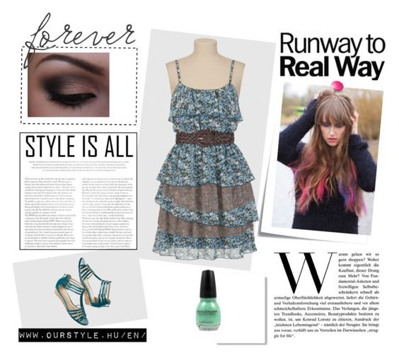 """""""Runway to real way"""" by heywuzup ❤ liked on Polyvore"""