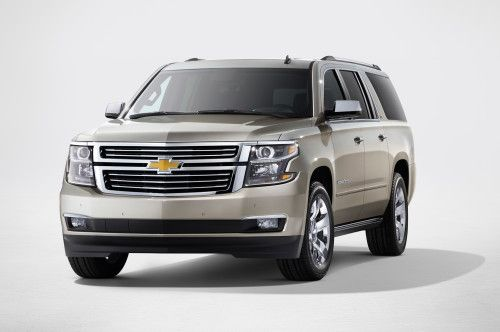 The 2015 Chevy Tahoe would house a 5.3 liter V8 engine that can haul power of 350 hp and a torque of 460 lb-ft. The car has active fuel mana...