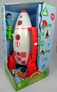 ELC Lift Off Rocket: they will play for hours with this huge rocket and all of its accessories!