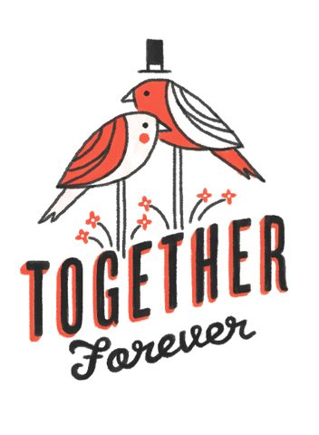 together forever: