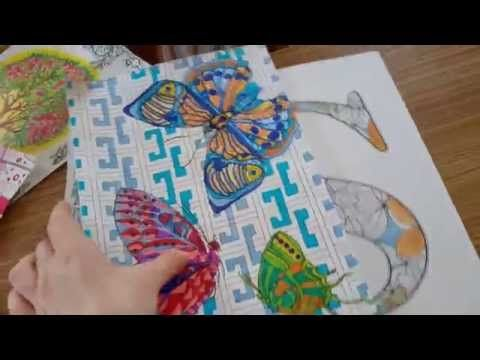 Art Therapy Magazine Issue 15 + My Art Projects - YouTube