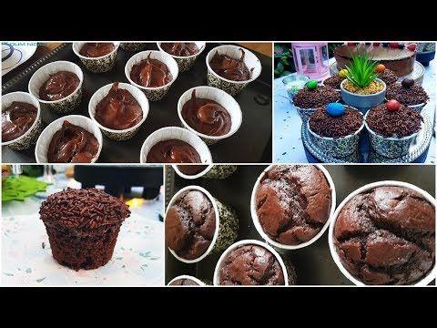 مافن او كاب كيك بطريقة مختلفة والنتيجة رائعة معلك و خفيف و لذيذ لكل مناسباتكم و أعياد الميلاد Youtube New Cake Cap Cake Cupcakes