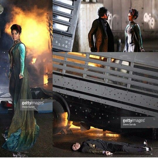 Fish Mooney Gotham Finale