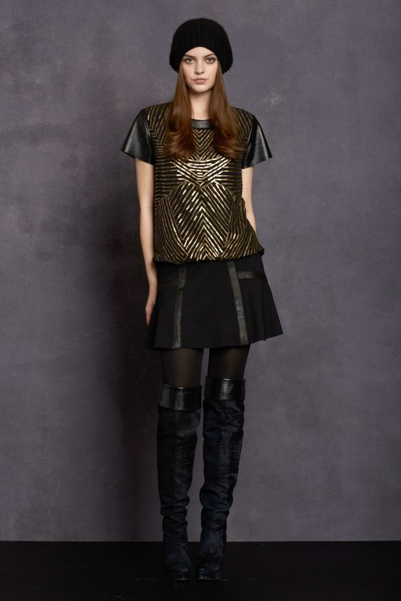 Pre-Fall 2013 Nicole Miller Collection