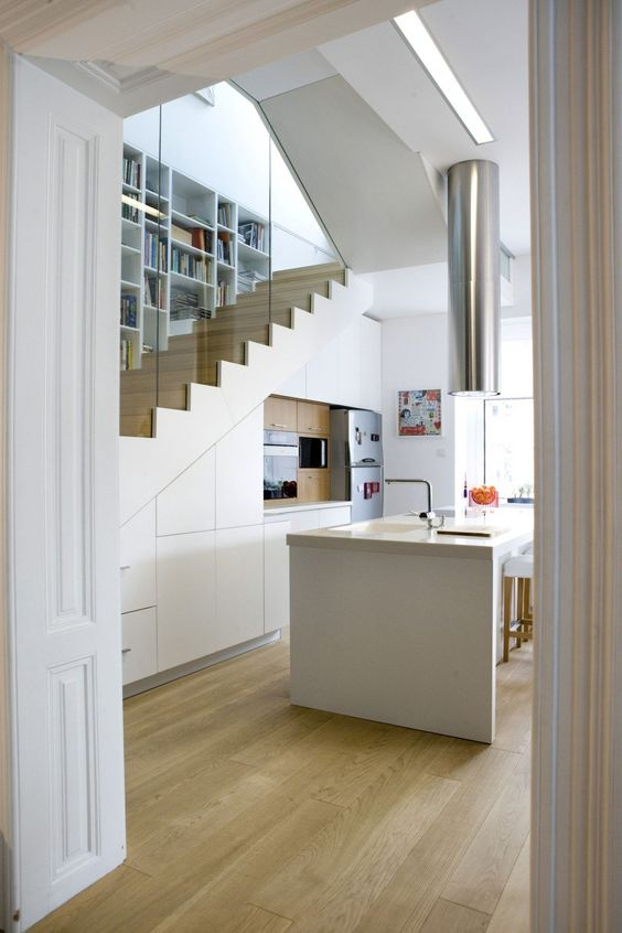 Potkrovlje s najboljim stepenicama | D&D - Dom i dizajn