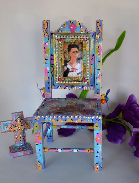frida kahlo mexican art and mexicans on pinterest. Black Bedroom Furniture Sets. Home Design Ideas