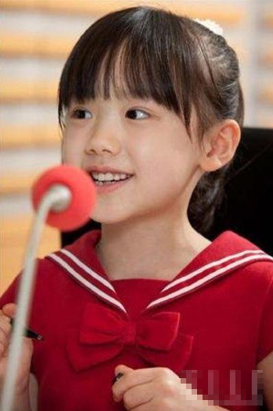 Mana Ashida (芦田愛菜)