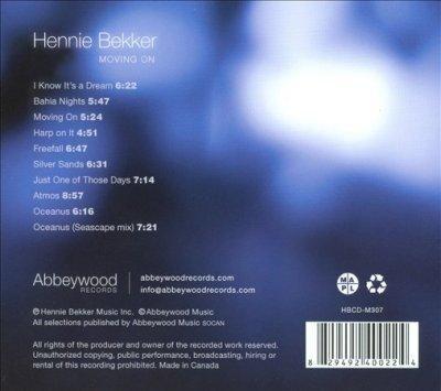 Hennie Becker - Moving On