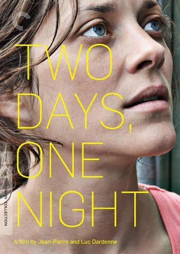 Two Days, One Night [Criterion Collection] [2 Discs] [DVD] [2014]