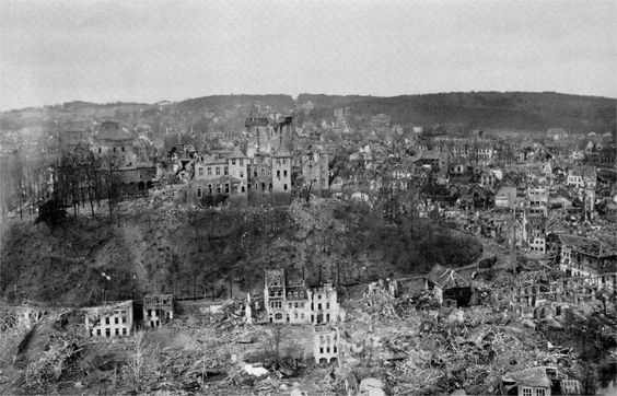 Schwanenburg, Kleve nach dem 2. Weltkrieg