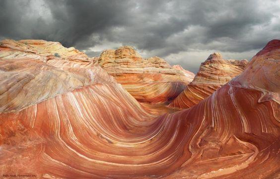 """""""Stormy Wave"""" (2012)"""