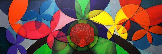 """""""Tempo de Voar"""" (Time to Fly) http://quim.com.br/arte-contemporanea-pintura-tempo-de-voar/"""