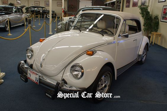 1979 Volkswagen Super Beetle Convertible - The Auto Collections Las Vegas. Gallery:  http://specialcarstore.com/content/auto-collections-las-vegas