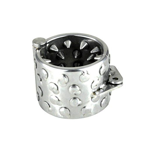 YiFeng Stainless Steel Bondage Kali's Teeth (4 Rows) Ring Male Chastity Device ZCS36 >>> Check out this great product @ http://www.myvacationdestinations.com/naughtystore/yifeng-stainless-steel-bondage-kalis-teeth-4-rows-ring-male-chastity-device-zcs36/&pef=070716082120