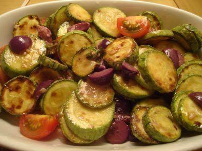 Receitas Bom Apetite: Salada de Abobrinha Verde