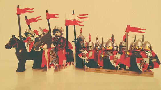 The Armoury: Noktus Medieval Madness! by Noktu