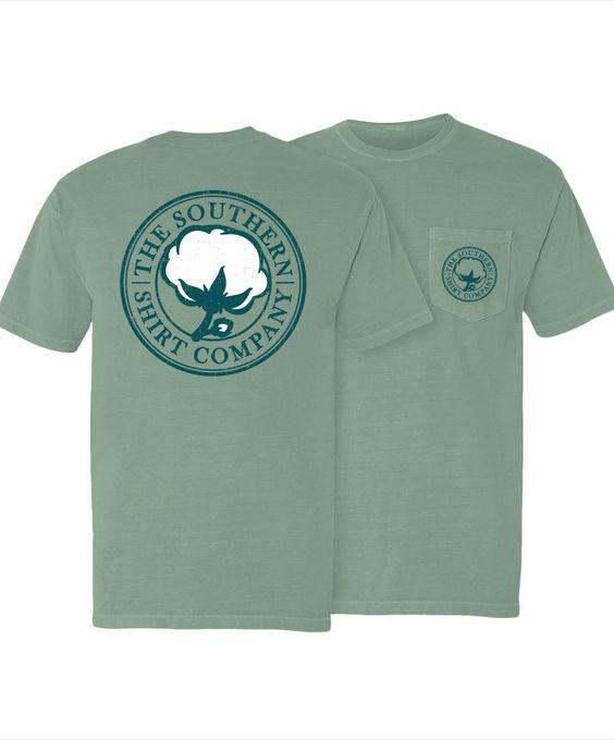 Southern Shirt Co. - Signature Logo Short Sleeve Tee