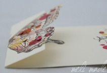 Stampin'up! Swallowtail Karte