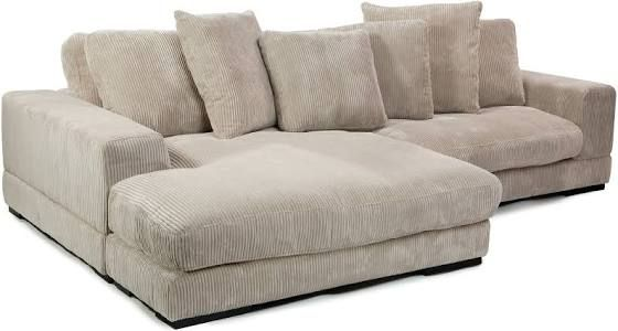 oversized extra deep couch sectional