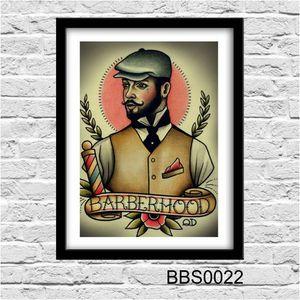 Poster e Cia - Produtos > Barbershop
