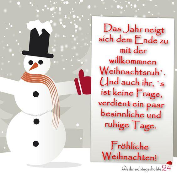 Weihnachtsspruche Fur Weihnachtsgrusse Weihnachtsspruche Gedicht Weihnachten Weihnachten Spruch