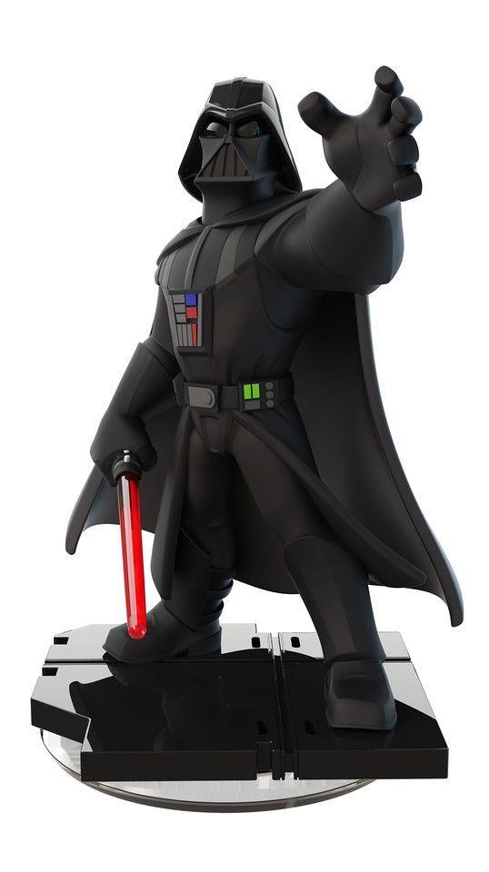 Star Wars Comes to Disney Infinity 3.0: Darth Vader
