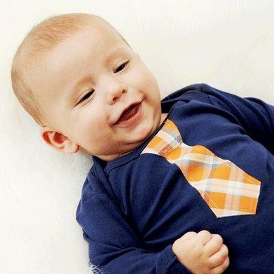 Necktie shirt- so cute!