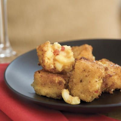 Macaroni-and-Pimiento Cheese Bites - 100 Ways to Cook ...