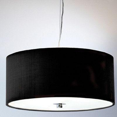 Zaragoza 3 Light Drum Pendant