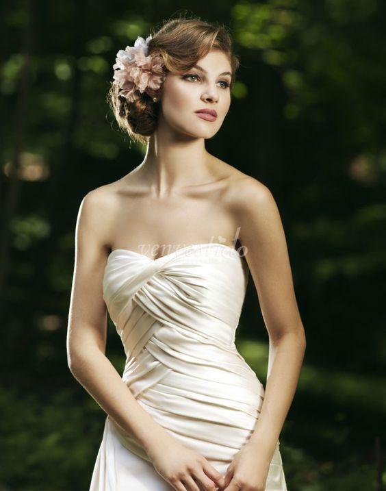 vestido de Satén
