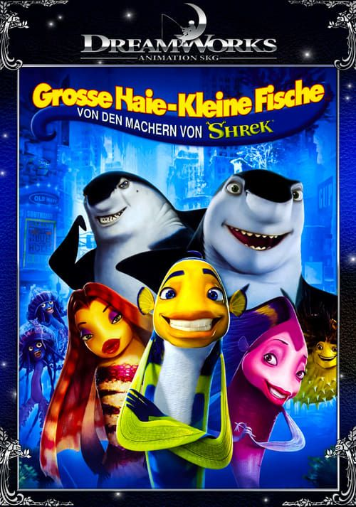 Shark Tale 2004 Full Movie Hd Free Download Dvdrip Shark Tale Adventure Movie Thriller Movie