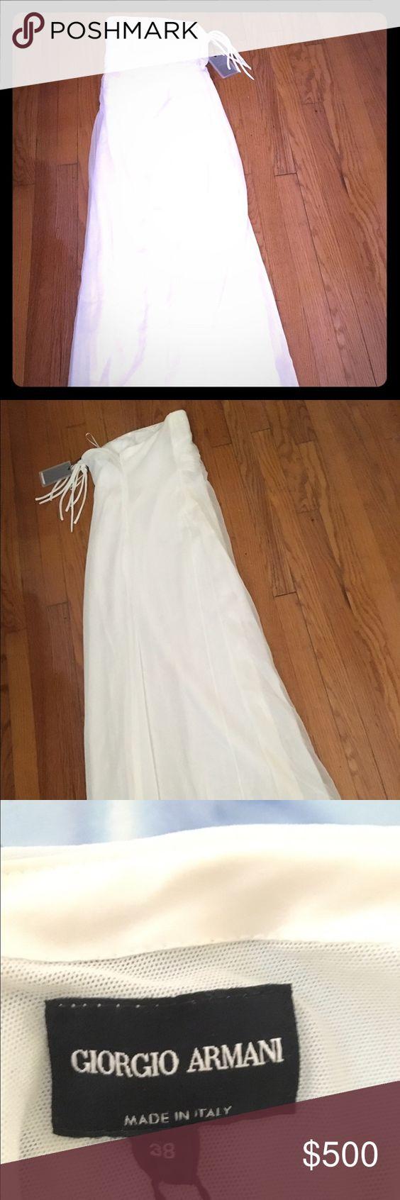 Selling this NWT Giorgio Armani dress on Poshmark! My username is: drsenfeld1. #shopmycloset #poshmark #fashion #shopping #style #forsale #Giorgio Armani #Dresses & Skirts