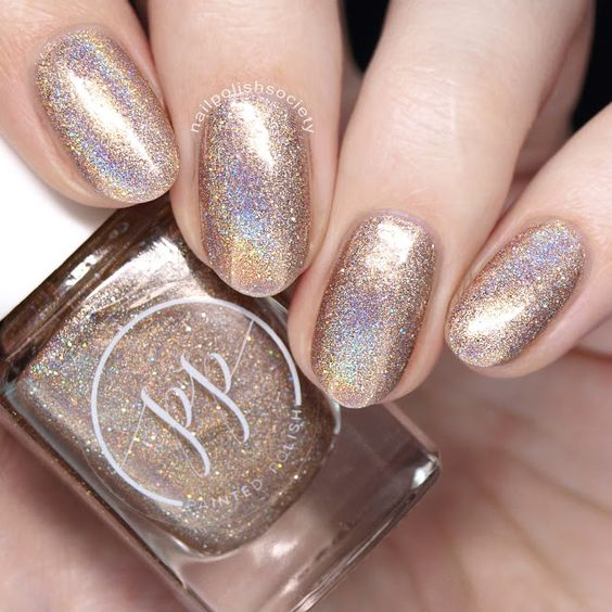Painted Polish I Love Blush Collection >> Nail Polish Society