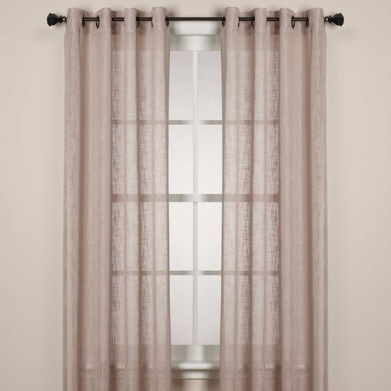 Alton Solid Grommet Window Curtain Panel | Client:Stephens, Jill ...