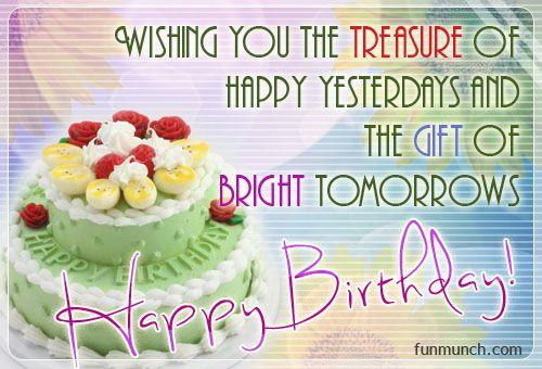share your birthday wishes - photo #8