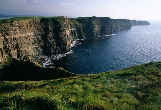 Ireland's Cliffs of Mohr
