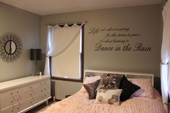 My bedroom! Haha Ü