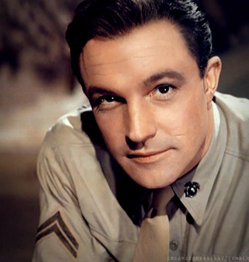 Gene Kelly (1912-1996) Actor, dancer, singer, choreographer, director, producer and dreamy-eyed heartthrob.